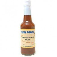 Cajun Power Worcestershire Sauce