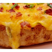 Cajun Specialty Meats Bacon Stuffed Twice Baked Potato 10 oz