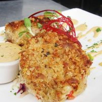 CajunGrocer Crawfish Cakes (BITESIZE)