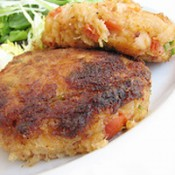 CajunGrocer Crawfish Cakes