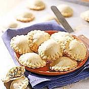CajunGrocer Oyster & Artichoke Pie (BITESIZE)