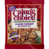 Cajun's Choice Cajun Shrimp Seasoning Mix 3 oz