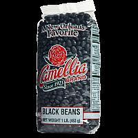 Camellia Black Beans 1 lb