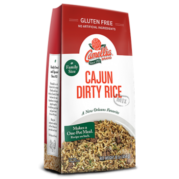 Camellia - Cajun Dirty Rice Mix