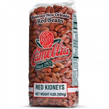 Camellia Red Kidneys 4 lb
