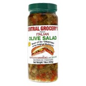 Central Grocery Olive Salad 16 oz