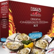 Charbroiled Oysters - Next Day Shipping Included