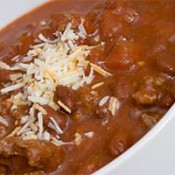 Chef John Folse Fiesta Chili