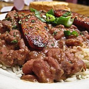 Chef John Folse New Orleans Red Beans & Sausage 28 oz