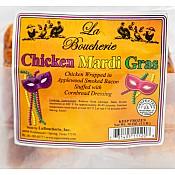 La Boucherie Chicken Thigh Mardi Gras 16 oz