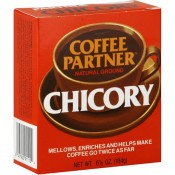 Coffee Partner Ground Chicory 6.5 oz