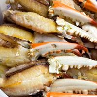 Crab Fingers (Louisiana Blue Crab)
