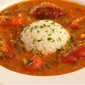 Crawfish Town USA Crawfish Bisque
