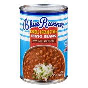 Blue Runner Creole Pinto Beans