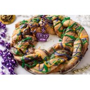 Crystal Weddings King Cake