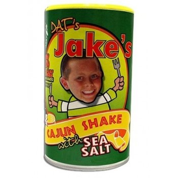 DATS Jakes Cajun Shake with Sea Salt