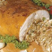 Broussard's Bayou Deboned Chicken Stuffed with Cajun Sausage 48 oz