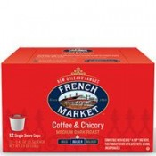 FRENCH MARKET C&C Creole Roast Single Serve Cups