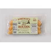Foreman's Spicy Pork Boudin 16 oz