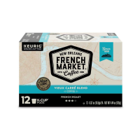 French Market French Roast Single Serve Cups