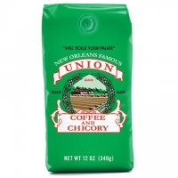 French Market Union C&C City 12 oz Bag (Coffee & Chicory)