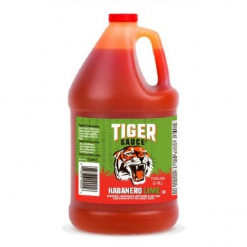 TryMe- Tiger Sauce Habanero Lime 1 gallon