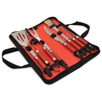 Grill Set Pro - Stainless grilling tools