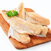 Guidry's IQF Catfish Fillet's 3-5 oz 15 lbs
