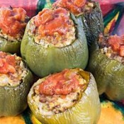 Hebert's Specialty Meats Stuffed Bellpepper