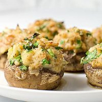Heberts Specialty Meats Stuffed Mushrooms