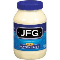 JFG Real Mayonnaise 30 oz