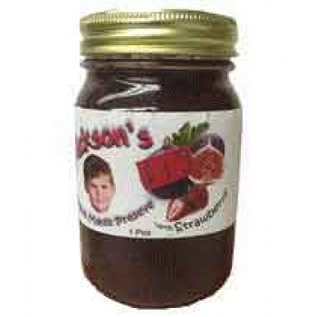 Jacksons Homemade Pecan Fig Preserve