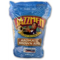 Jazzmen - Brown Rice 28 oz Pouch Bag