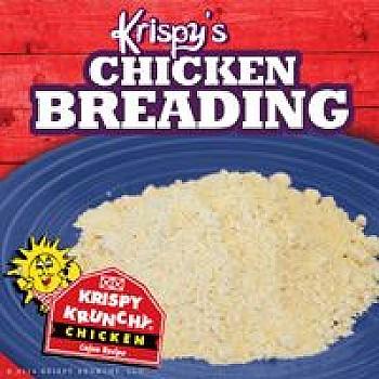 Krispy Krunchy Chicken Breading
