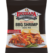 Louisiana Fish Fry BBQ Shrimp Sauce Mix 1.5 oz