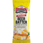 Louisiana Fish Fry Beer Batter Mix 8.5 oz