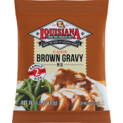 LA FISH FRY Brown Gravy Mix