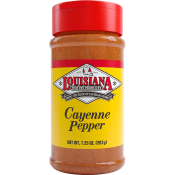 Louisiana Fish Fry Cayenne Pepper 7.25 oz