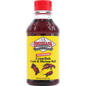 Louisiana Fish Fry Crawfish Crab & Shrimp Boil Liquid 8 oz