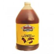 Louisiana Fish Fry Gallon Crawfish, Crab & Shrimp Boil Liquid Pure