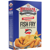 LA FISH FRY Seasoned Crispy Fish Fry 22 oz box