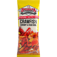 Louisiana Fish Fry Crawfish Crab & Shrimp Boil 1lb
