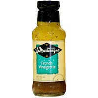 La Martinique True French Vinaigrette 10 oz