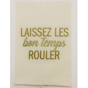 Laissez Les Bon Temps Kitchen Towel