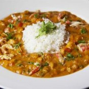 Lena's Crawfish Etouffee
