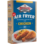 Louisiana Fish Fry Chicken Air Fryer Seasoned Coating Mix
