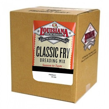 Louisiana Fish Fry Classic 50 lb