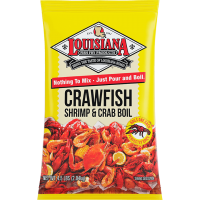 Louisiana Fish Fry Crawfish Crab and Shrimp Boil