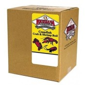 Louisiana Fish Fry Crawfish Shrimp & Crab Boil 25 lb