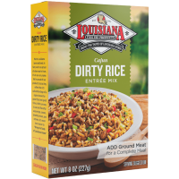 Louisiana Fish Fry Dirty Rice MIx 8 oz